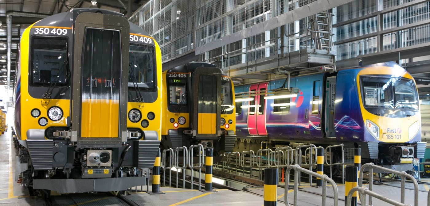 Rail Engineering Parts Supply Maintenance Overhaul