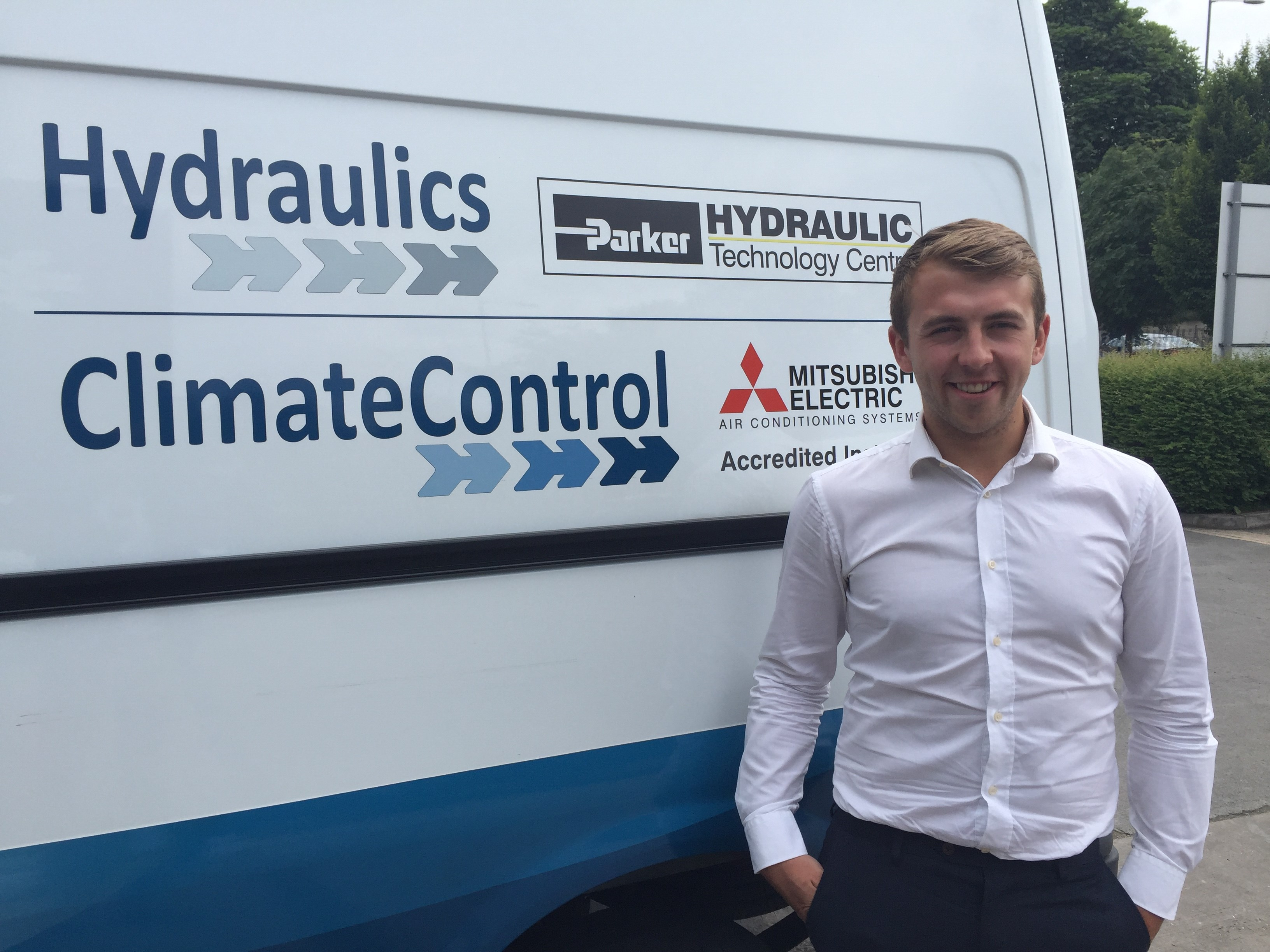 Jake Tyers joins Tidyco as Marketing Assistant.