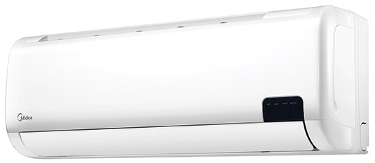 Midea Luna split and multi-split high wall heat pump air conditioners