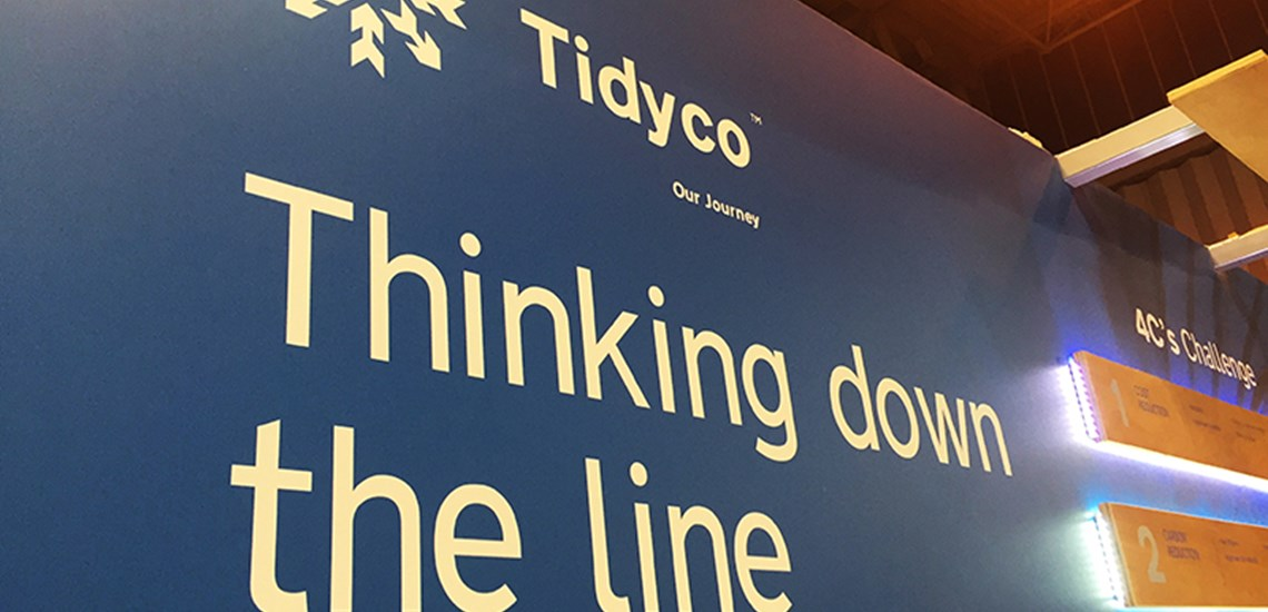 Tidyco is thinking down the line