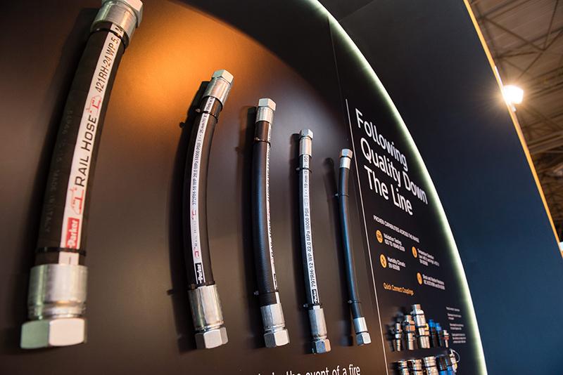 Rail Hydraulics Hose Doctor Climate Control Pneumatics