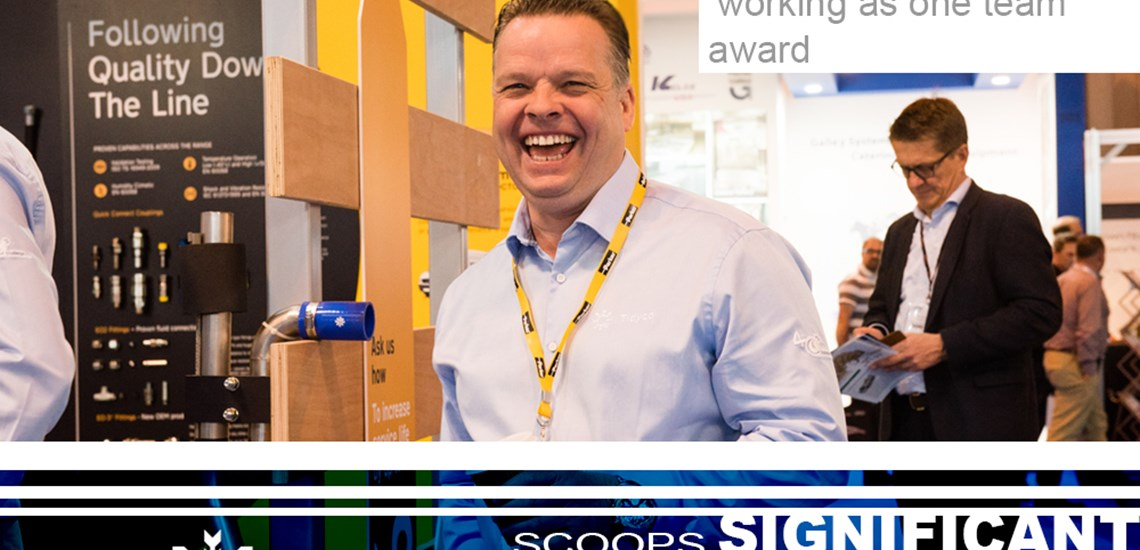 Tidyco Scoops Significant Award