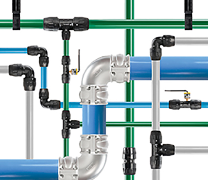 Transair Compressed Air Piping System   Tidyco