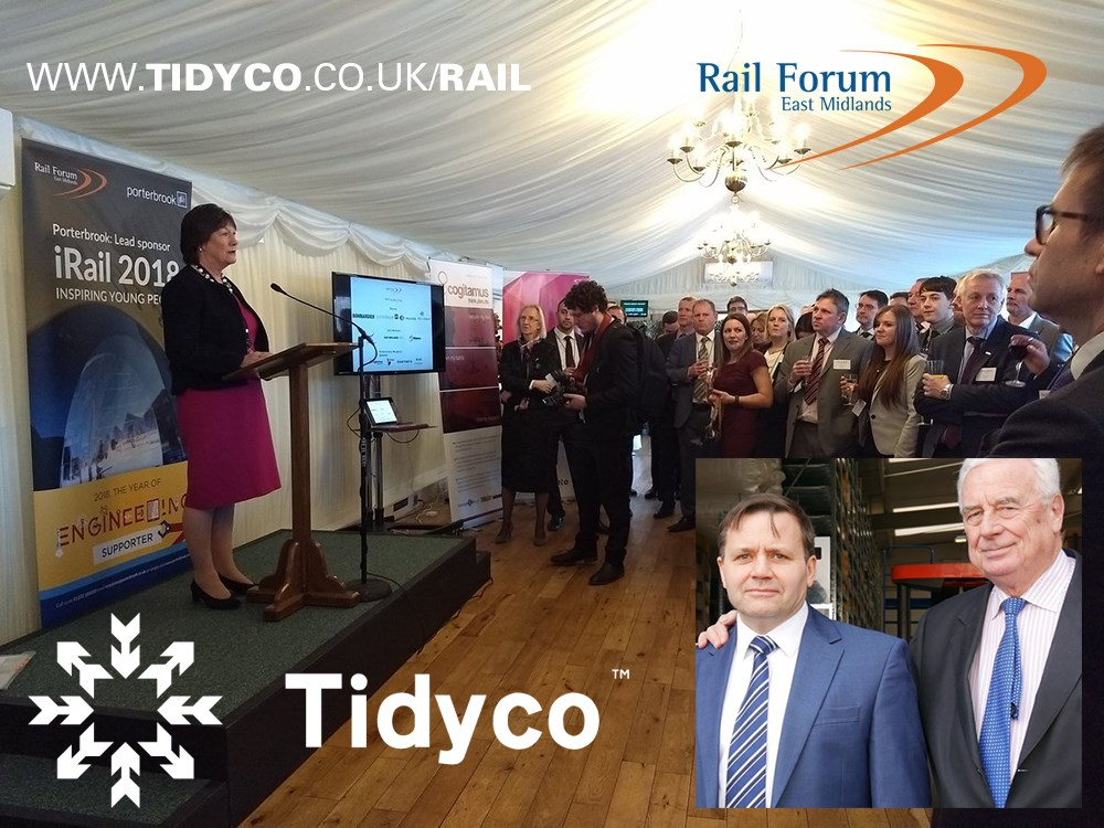 Tidyco heads off to Parliament