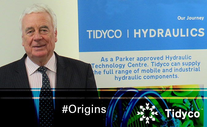 Tidyco Origins | An Interview with David Tidy