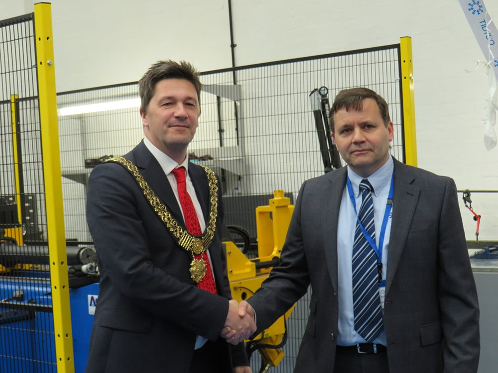 Tidyco invests £150k in new machinery