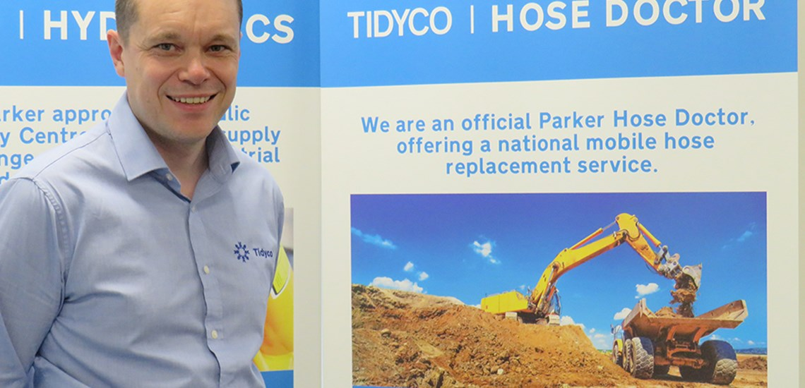 Directorship for Tidyco's very own Mark Newman