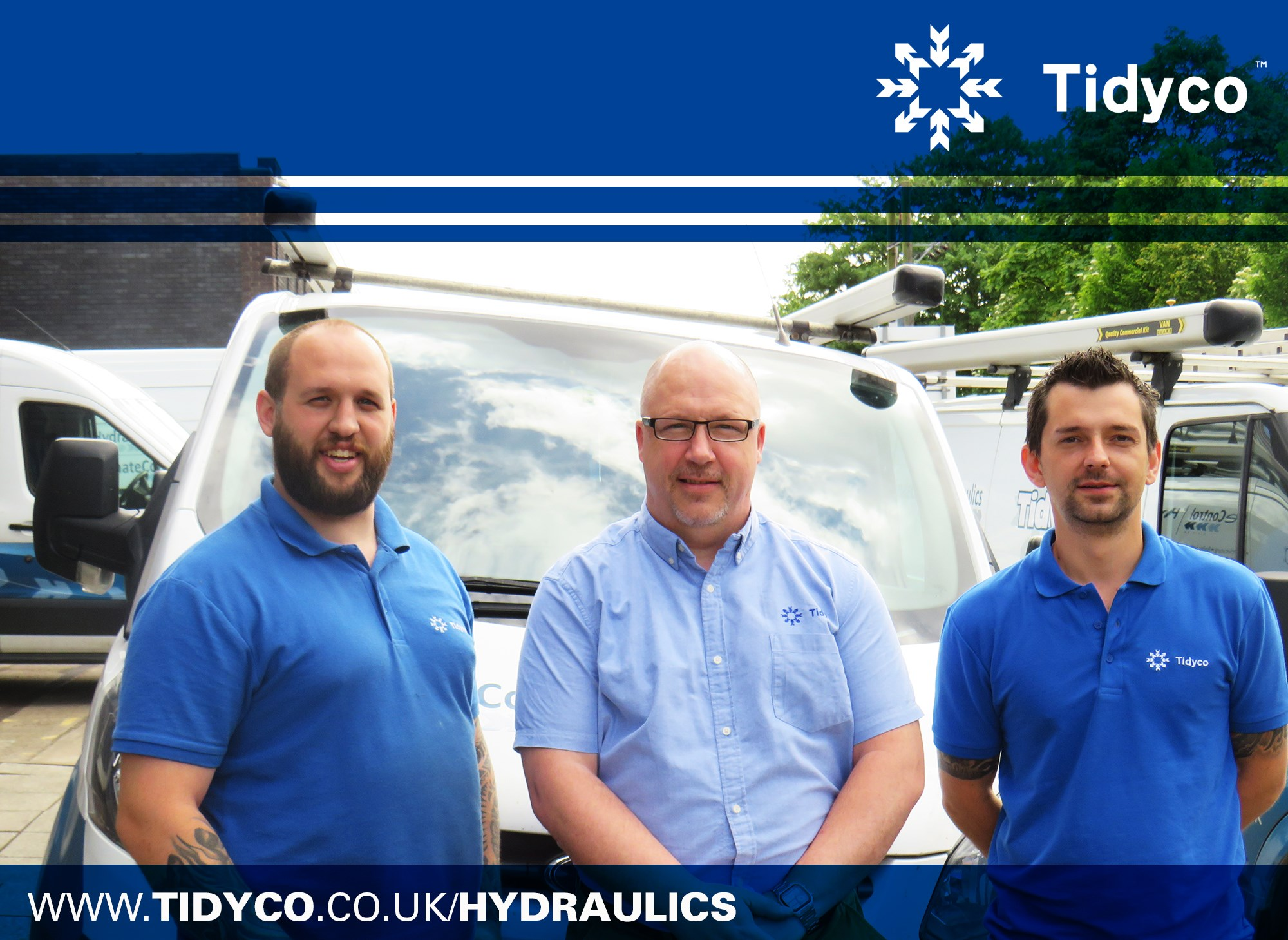 Tidyco Expands Hydraulics Division