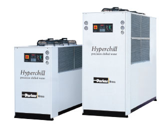 Industrial Water Chillers Hyperchill Parker Hiross