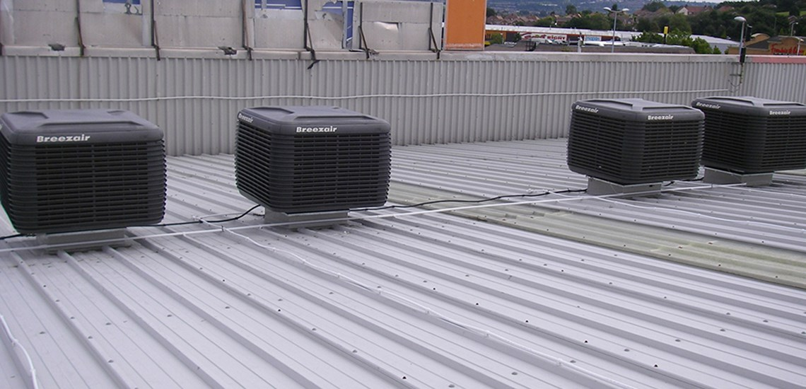 Industrial HVAC Solutions