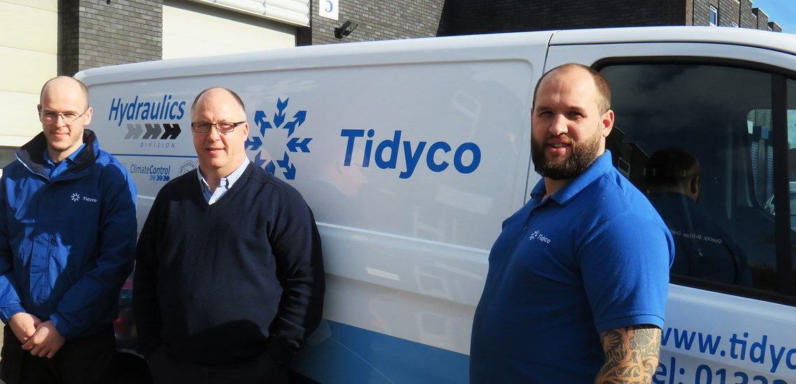 Tidyco discusses the importance of hydraulic filtration