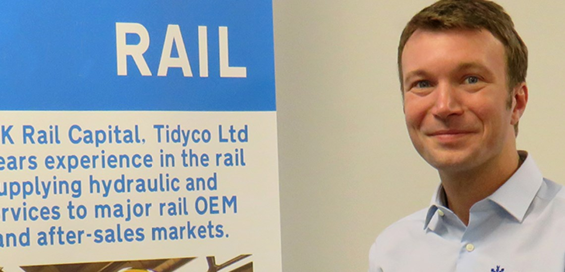 Chartered recognition for Tidyco's Head of Marketing