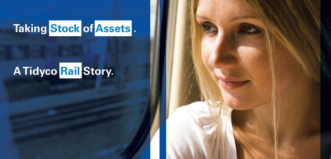 Taking Stock of Assets. A Tidyco Rail Story.