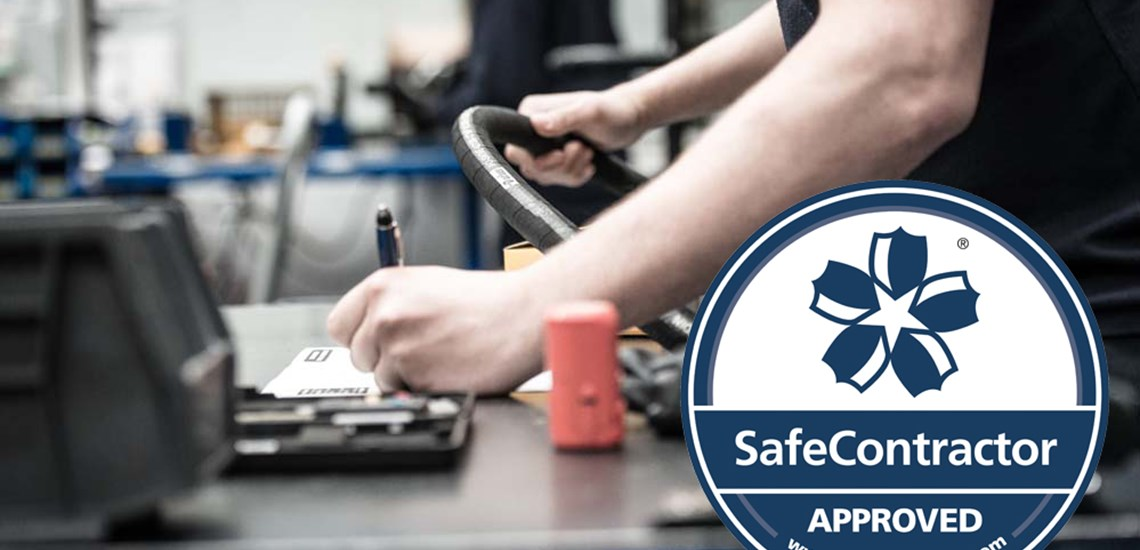 Tidyco once again renews SafeContractor accreditation.