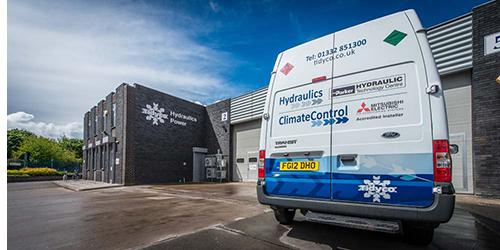 Climate Control Van