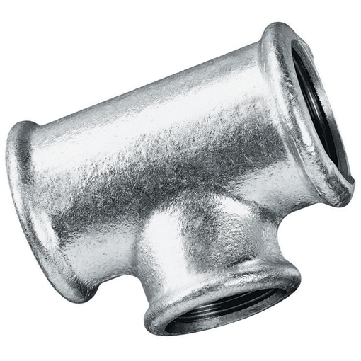 Reducing Bush Georg Fischer GF241 Malleable Cast Iron Fittings choice of sizes