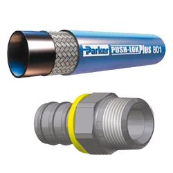 Parker Low Pressure Push-Lok Hose & Fittings