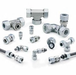 Parker DIN Fittings